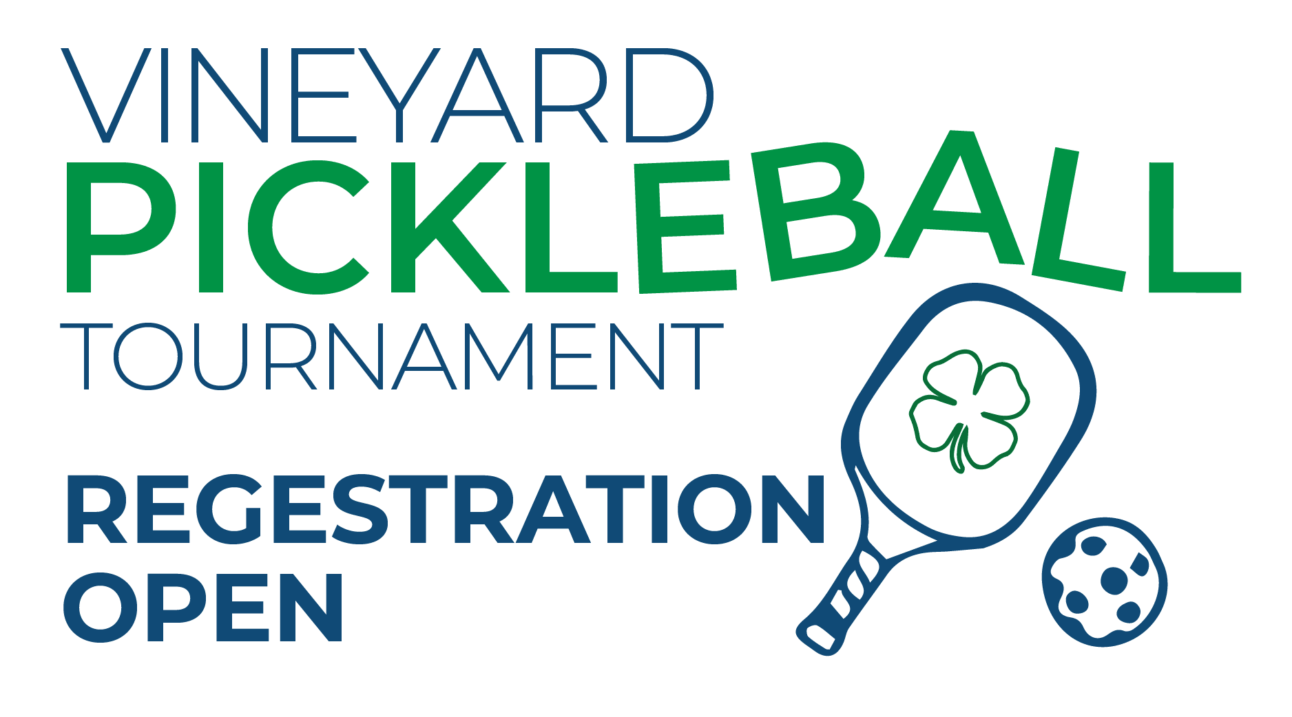 Pickleball Registration Open